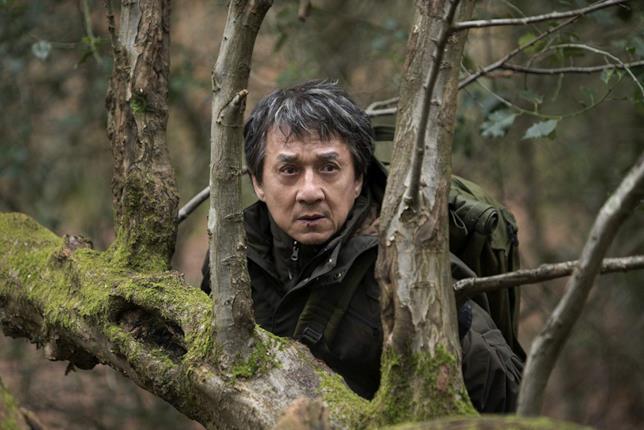 Il premio Oscar Jackie Chan