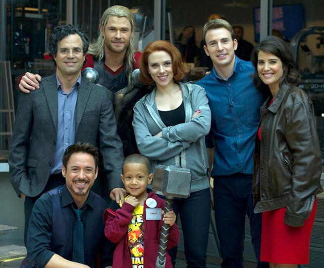 I Marvel Studios fanno parte del progetto Make a Wish