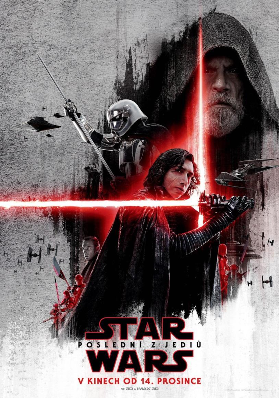 Star Wars: Gli Ultimi Jedi, ecco il nuovo poster internazionale
