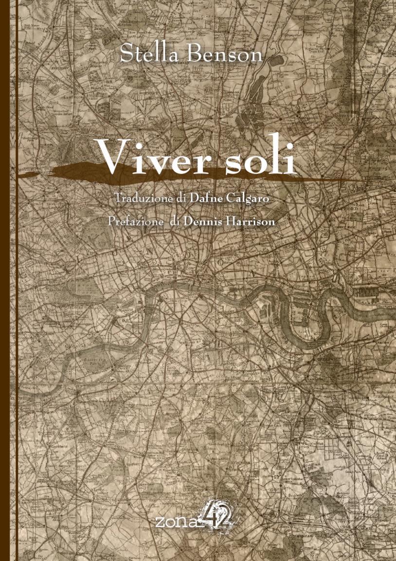 La copertina di Viver Soli