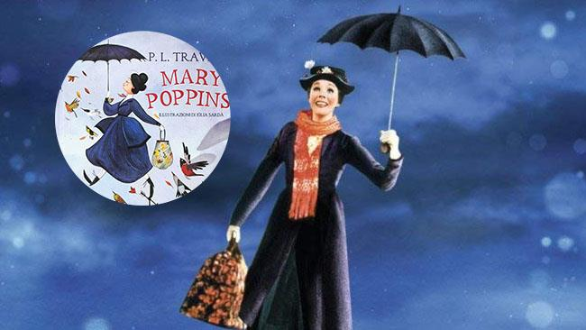 Mary Poppins tra libro e film
