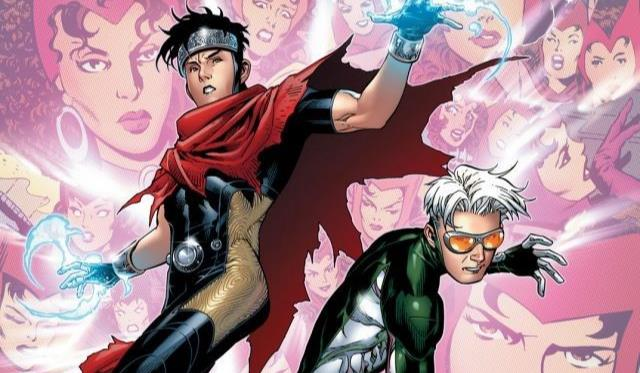 Cover di Young Avengers Presents #3