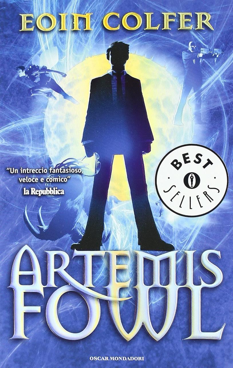 Il primo romanzo di Artemis Fowl
