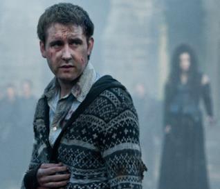 Matthew Lewis è Neville Paciock in Harry Potter