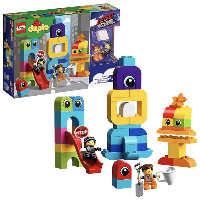 Il set Duplo di The LEGO Movie 2