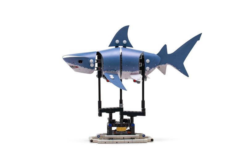 LEGO Forma consentirà di costruire il proprio squalo