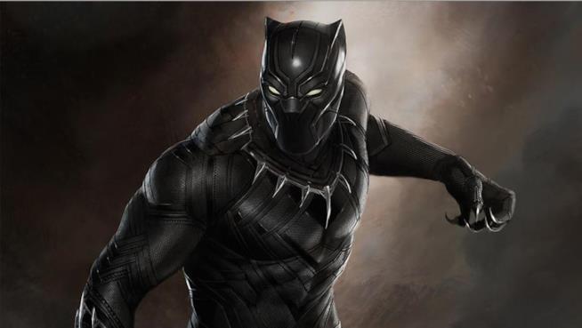 Il Black Panther del MCU