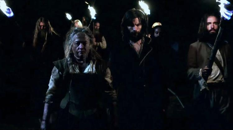 American Horror Story: Roanoke. Thomasin e Ambrose White