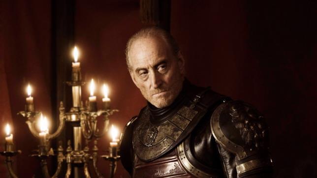 Tywin Lannister ci mostra tutta la sua superbia