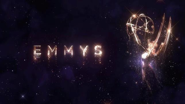 Il logo degli Emmy 2018