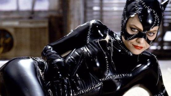 L'attrice nei panni del celebre villain di Batman