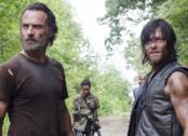 Rick e Daryl in The Walking Dead