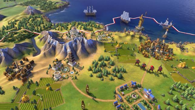 Riscriviamo la storia in Sid Meier's Civilization 6