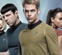 I protagonisti di Star Trek – Beyond