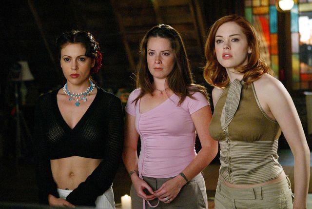La The CW ordina il pilot della serie reboot di Streghe