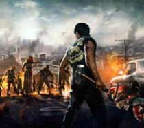 La coverart ufficiale di Dead Rising 3