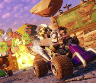 Crash Team Racing Nitro Fueled è disponibile su PC e console