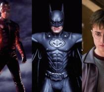 Ben Affleck, George Clooney e Daniel Radcliffe nei ruoli che non hanno amato