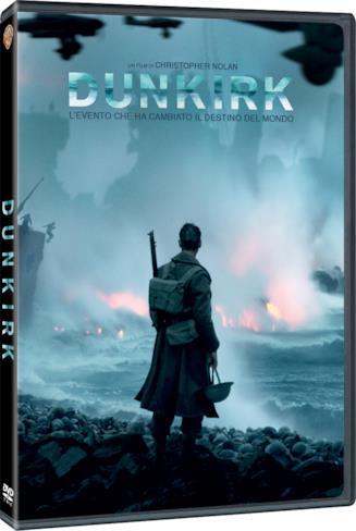 Il formato DVD di Dunkirk