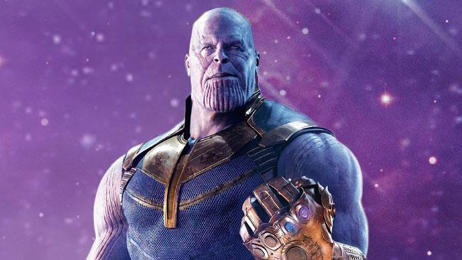 Thanos, il villain di Avengers: Infinity War