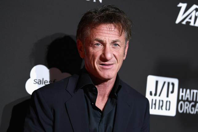 Sean Penn, The First