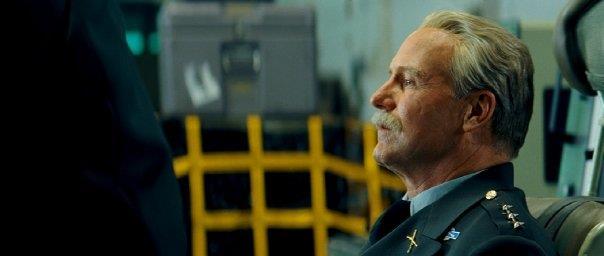 William Hurt nei panni del Generale Ross in L'incredibile Hulk