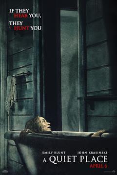 Evelyn si nasconde nella vasca da bagno