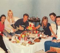Un'immagine promozionale della serie TV Friends