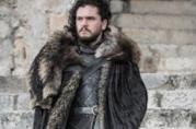 Jon in un'immagine dal finale di serie di Game of Thrones