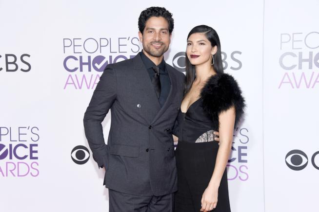 L'attore Adam Rodriguez è di nuovo padre, per la seconda volta
