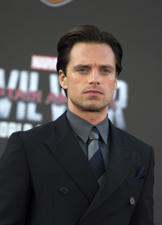 Sebastian Stan alla premiere di Captain America: Civil War