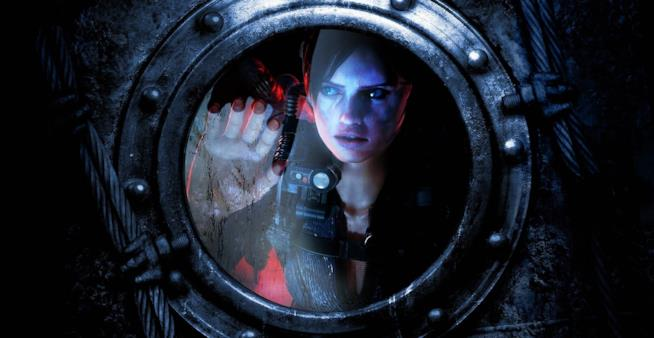 Jill Valentine sulla cover di Resident Evil Revelations