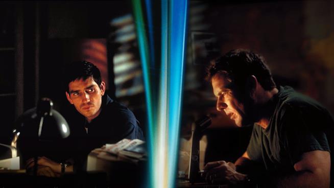Scena del film Frequency