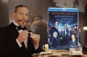 Poirot e il cofanetto Blu-ray di Assassinio sull'Orient Express