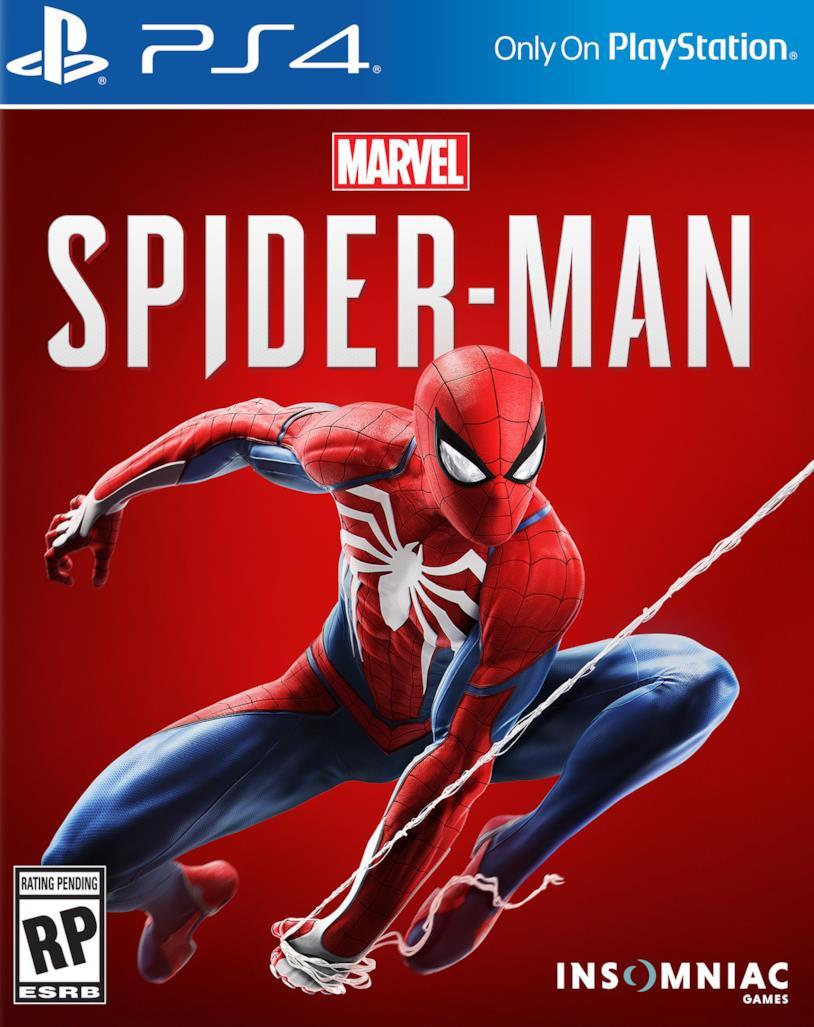 Marvel's Spider-Man in uscita il 7 settembre 2018 solo su PS4