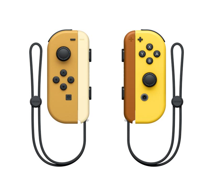I Joy-con di Pikachu e Eevee per Nintendo Switch