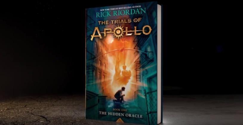 Ecco il book trailer de Le Sfide Di Apollo