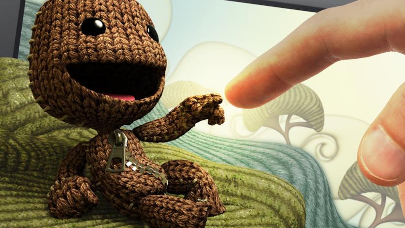 Una parodia artistica con Sackboy, protagonista di LittleBigPlanet