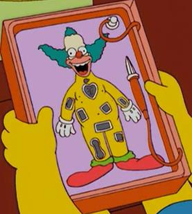 L'allegro chirurgo di Krusty