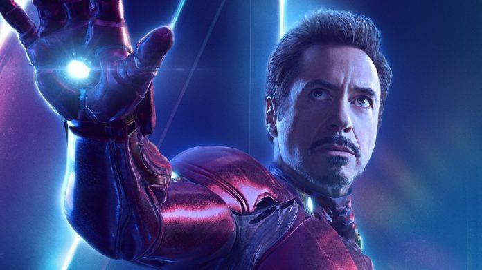 Character poster di Iron Man per Avengers: Infinity War