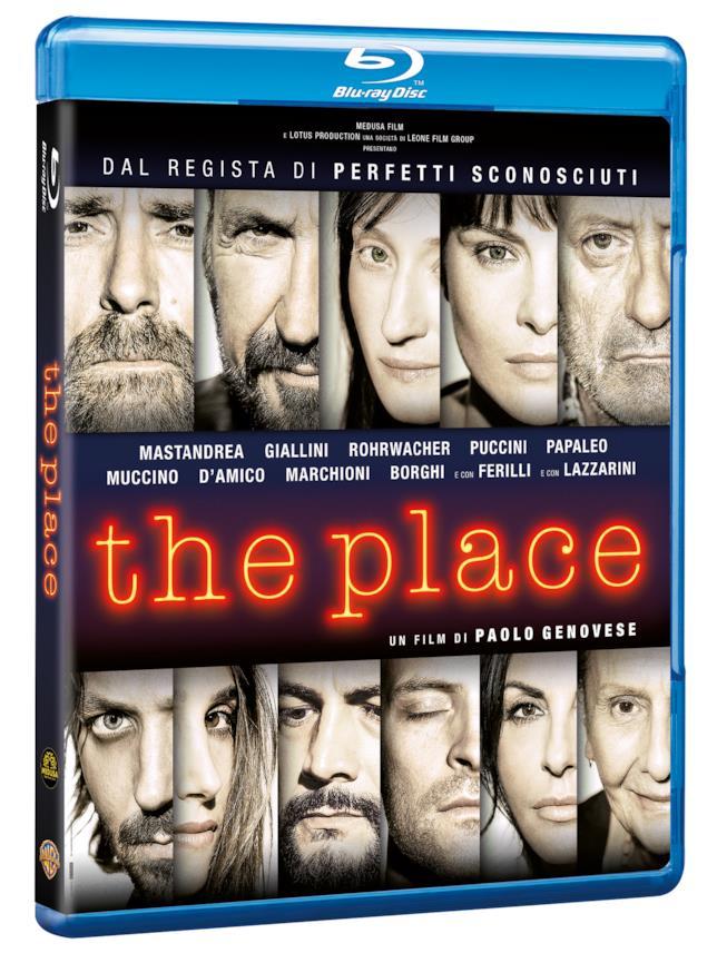 The Place di Paolo Genovese, edizione Blu-ray