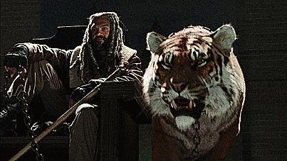 Shiva nel trailer di TWD 7