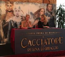 Milano: conferenza stampa con Charlize Theron