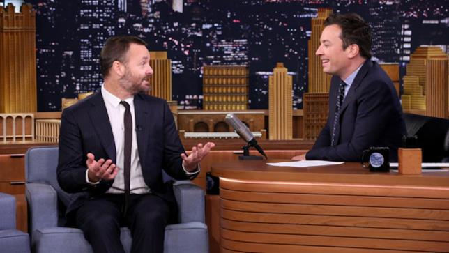 Will Forte ospite al The Tonight Show con Jimmy Fallon