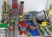 Il fan set Lego Futurama