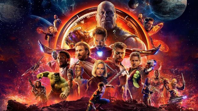 I personaggi di Avengers: Infinity War