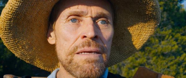 Van Gogh Sulla Soglia Dell Eternit 224 Il Trailer Del Film