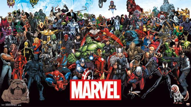 Nuova serie Marvel