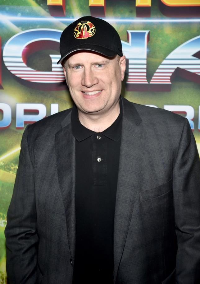Il grande capo dei Marvel Studios, Kevin Feige