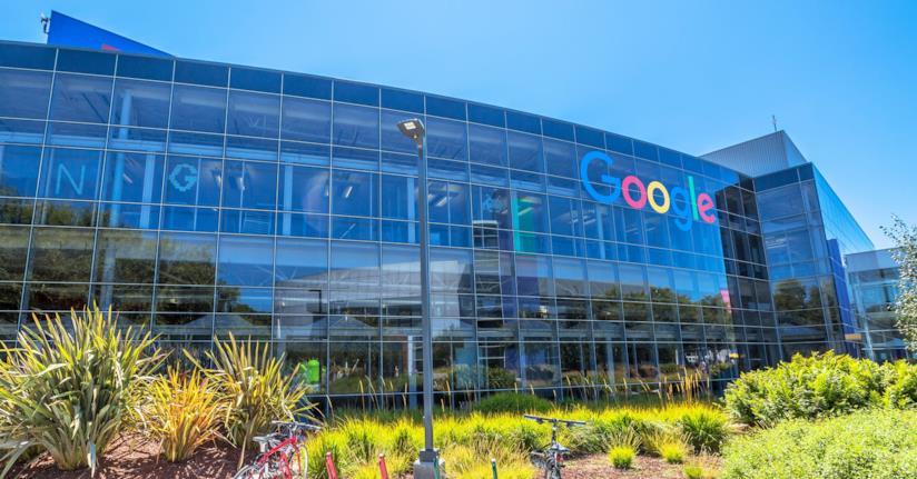 Scatto del Googleplex